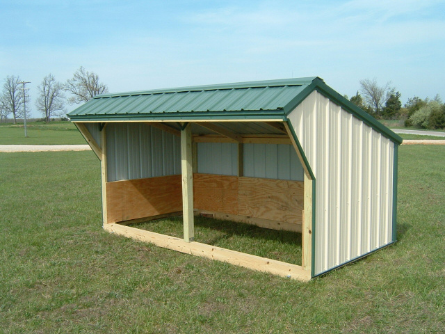 Portable Cow Shelters : Small animal shelters